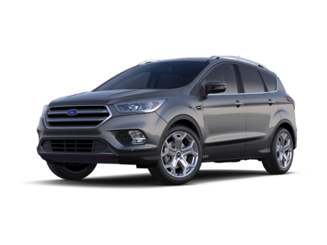 New  2019 Ford Escape Titanium Titanium 4WD in Waynesboro VA